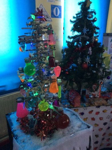 Ulster University School of Biomedical Sciences - Chemistry Tree