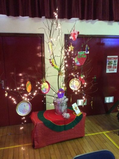 Macosquin PS School Council Tree - The Fruits of the Spirit